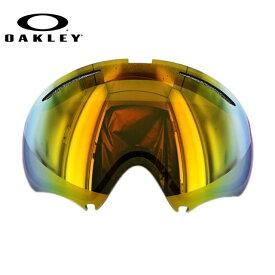 ゴーグル オークリー 交換レンズ スペアレンズ Aフレーム2.0 OAKLEY A FRAME 2.0 59-686 Fire Iridium Replacement Lens リプレイスメント レンズ 交換用 スキー スノーボード ウィンタースポーツ スノーゴーグル