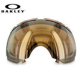 オークリー 交換レンズ スペアレンズ ゴーグル OAKLEY キャノピー CANOPY 101-243-001 24K Iridium Replacement Lens リプレイスメント レンズ 交換用 スキー スノーボード GOGGLE スノーゴーグル