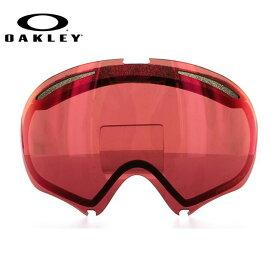 オークリー ゴーグル 交換レンズ OAKLEY A FRAME 2.0 Aフレーム2.0 101-244-005 Prizm Torch Iridium プリズム レッド/ミラー 球面レンズ ダブルレンズ 曇り止め ウィンタースポーツ スノーボード SNOWBOAD スキー SKI 紫外線 UVカット