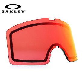 オークリー 子供用ゴーグル交換レンズ ラインマイナー ユース プリズム ミラーレンズ OAKLEY LINE MINER YOUTH 102-868-007 スキー スノーボード