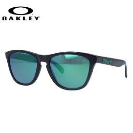 オークリー OAKLEY サングラス フロッグスキン FROGSKINS レギュラーフィット(USフィット) ミラーレンズ 偏光レンズ OO9013-11 UVカット 釣り つり 【国内正規品】