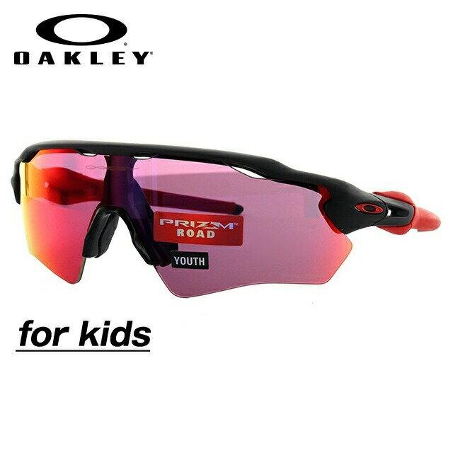 オークリー OAKLEY ロードバイク・マラソン向けサングラス レーダーEV XSパス RADAR EV XS PATH プリズムレンズ レギュラーフィット(USフィット) プリズムロード キッズ 子供用 OJ9001-0631