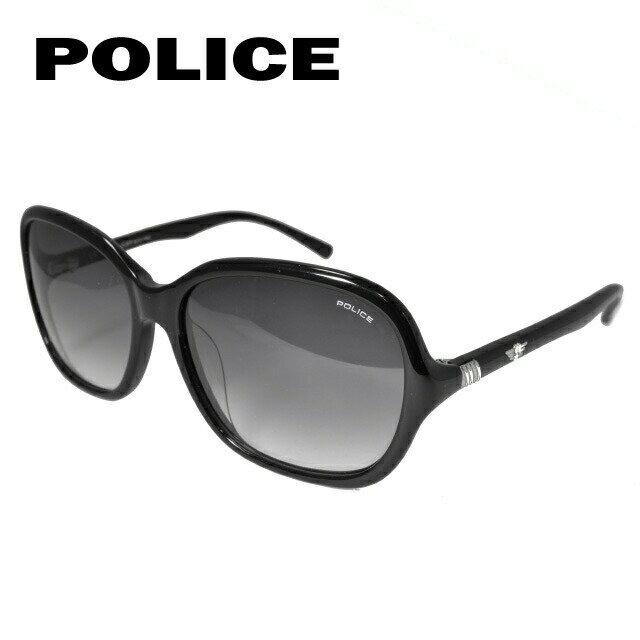 ポリス サングラス 国内正規品 POLICE S1733G 0700 シャイニーブラック/グレーグラデーション アジアンフィット イタリア製【メンズ】UVカット