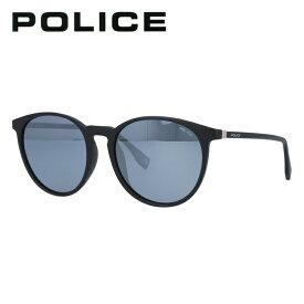 ポリス 偏光サングラス ミラーレンズ アジアンフィット POLICE SPL983I U28X 53サイズ ボストン型 メンズ 釣り ドライブ メンズ モデル UVカット 【国内正規品】