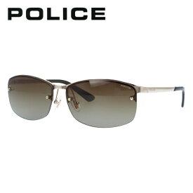 ポリス 偏光サングラス POLICE SPL917J 300P 61サイズ スクエア 釣り ドライブ メンズ レディース モデル UVカット 【国内正規品】