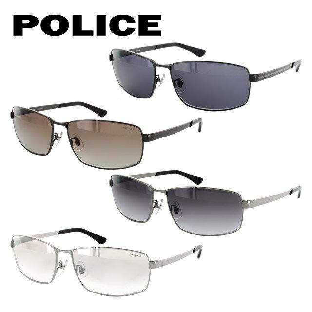 ポリス POLICE サングラス 国内正規品 HIGHWAY2 ハイウェイ2 SPL519J 0530/0K03/568N/583X 60 アジアンフィット【メンズ】