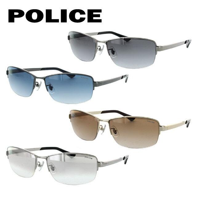 ポリス POLICE サングラス 国内正規品 HIGHWAY3 ハイウェイ3 SPL520J 0568/0584/08FF/583X 59 アジアンフィット【メンズ】
