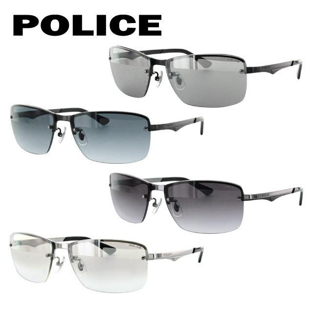 ポリス POLICE サングラス 国内正規品 BLACKBIRD LIGHT4 ブラックバードライト4 SPL522J 0531/0627/568N/583X 61 アジアンフィット【メンズ】