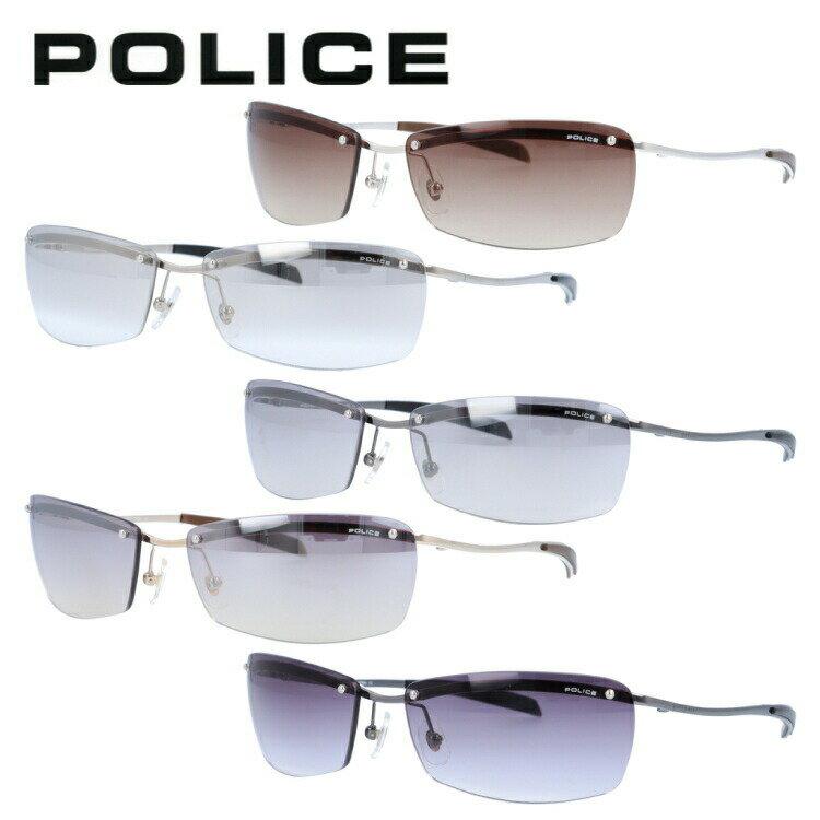 ポリス POLICE サングラス 国内正規品 ベッカムモデル 限定復刻 S8167J 全3カラー 62サイズ 調整可能ノーズパッド【メンズ】