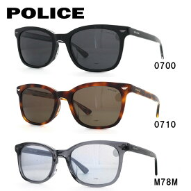 ポリス サングラス ブラックバード アジアンフィット POLICE BLACKBIRD SPL747J 全3カラー 52サイズ ウェリントン型 メンズ UVカット 【国内正規品】