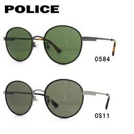 ポリス サングラス ブラックバード アジアンフィット POLICE BLACKBIRD SPL749J 全2カラー 51サイズ ラウンド メンズ UVカット 【国内正規品】