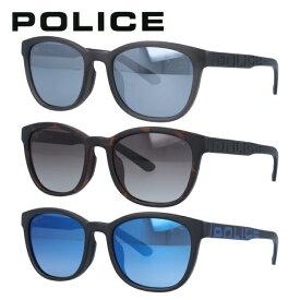 ポリス 偏光サングラス ミラーレンズ アジアンフィット POLICE SPLA69J 全3カラー 53サイズ ウェリントン型 釣り ドライブ メンズ レディース モデル UVカット 【国内正規品】