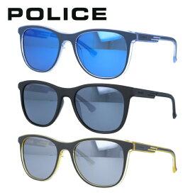 ポリス サングラス オフセット1 偏光サングラス ミラーレンズ レギュラーフィット POLICE OFFSET1 SPL960 全3カラー 54サイズ ウェリントン ユニセックス メンズ レディース