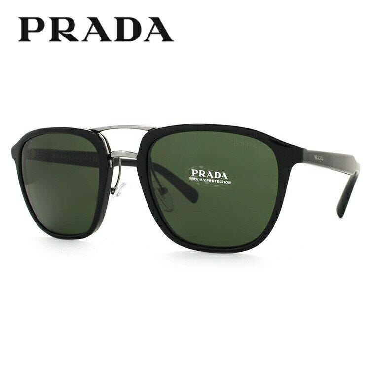 プラダ サングラス PRADA PR12TS 1AB1I0 54サイズ 国内正規品 ウェリントン メンズ レディース UVカット