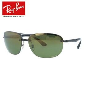 レイバン サングラス 国内正規品 クロマンス 偏光サングラス ミラーレンズ Ray-Ban CHROMANCE RB4275CH 876/6O 63サイズ オーバル メンズ レディース RAYBAN UVカット