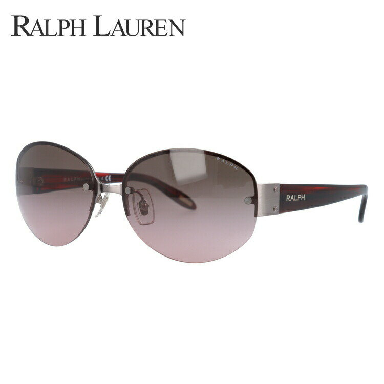 ラルフローレン サングラス 国内正規品 Ralph Lauren RA4093 407/14 60 レッド/レッドグラデーション【レディース】【メンズ】 UVカット