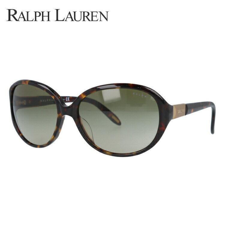 ラルフローレン サングラス 国内正規品 Ralph Lauren RA5155 102813 60 トータス/スモークグラデーション【レディース】 UVカット