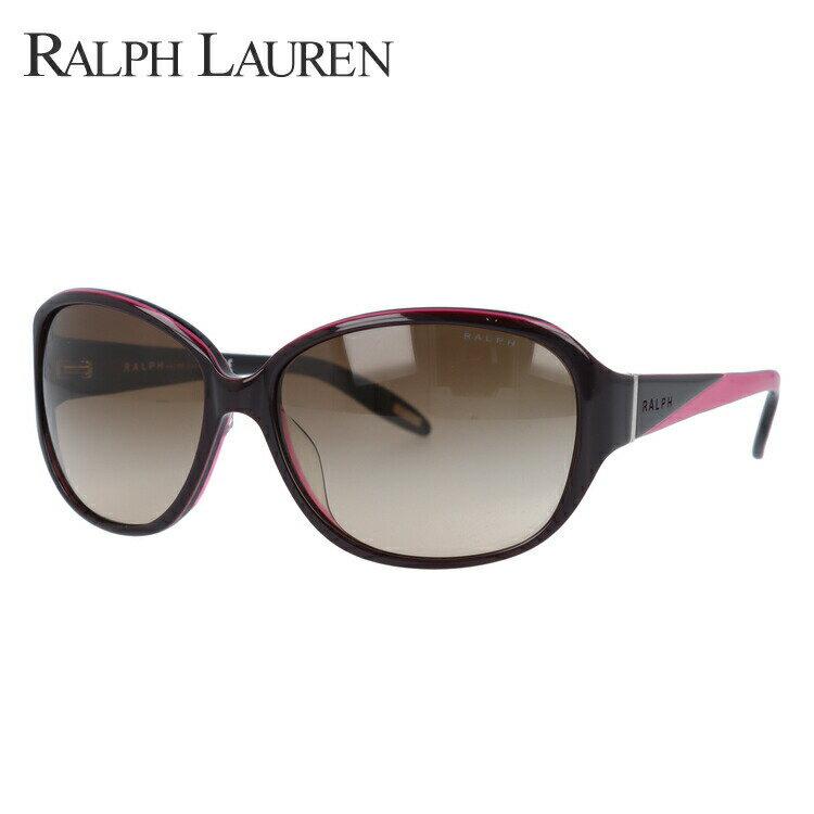 ラルフローレン サングラス 国内正規品 Ralph Lauren RA5157 109713 59 ブラウン ピンク/ブラウングラデーション【レディース】 UVカット
