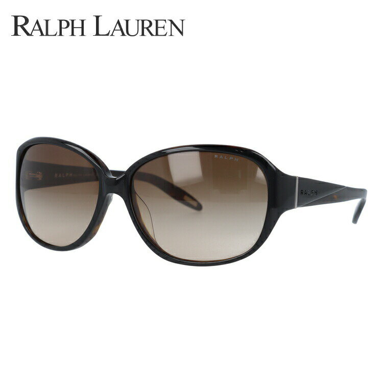 ラルフローレン サングラス 国内正規品 Ralph Lauren RA5157 953/13 59 トータス(ほぼブラックです)/ブラウングラデーション【レディース】 UVカット