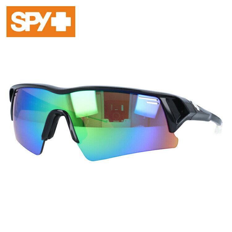 スパイ サングラス 国内正規品 SPY SCREW OVER スクリューオーバー Shiny Black/Bronze With Green Spectra メンズ レディース UVカット