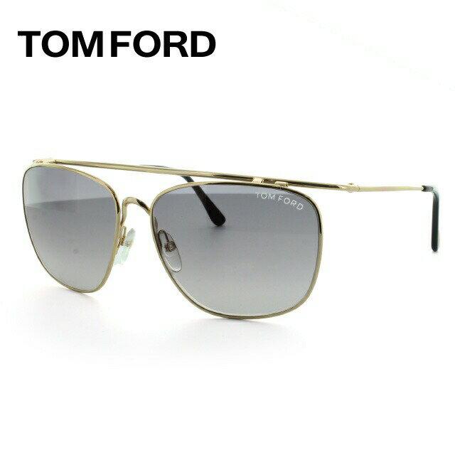 トムフォード サングラス TOM FORD TF192S 28B ゴールド/スモークグラデーション FT0192 Harry【レディース】【メンズ】 トム・フォード UVカット