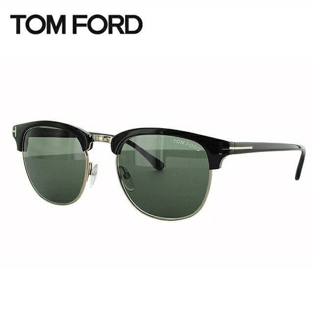 トムフォード サングラス ヘンリー レギュラーフィット TOM FORD HENRY TF0248 05N 53サイズ(FT0248)ブロー メンズ トム・フォード【レディース】 【ブロー型】 UVカット