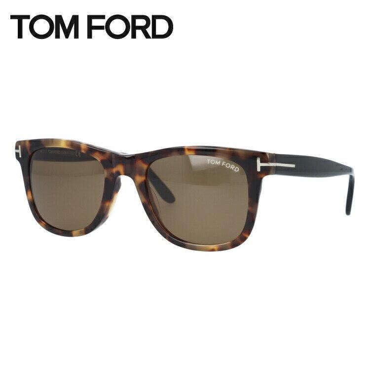 トムフォード サングラス レオ レギュラーフィット TOM FORD Leo TF9336 55J 52サイズ(FT9336)ウェリントン メンズ トム・フォード UVカット【レディース】 【ウェリントン型】