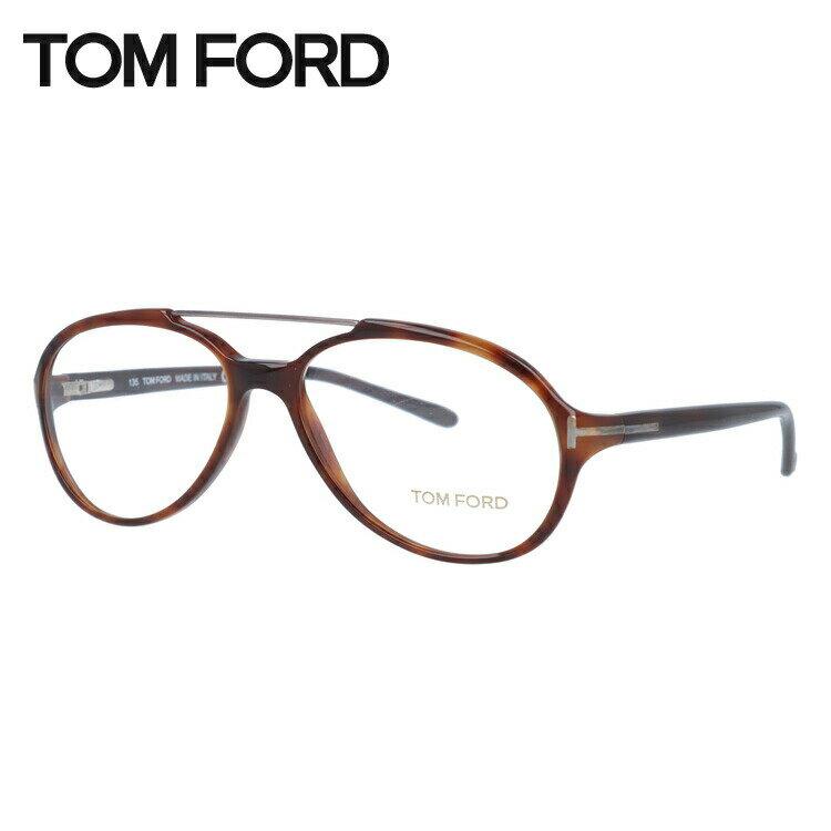 トムフォード TOMFORD 伊達メガネ 眼鏡 TF5017 820 54サイズ セル/ティアドロップ/メンズ
