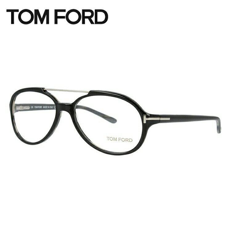 トムフォード TOMFORD 伊達メガネ 眼鏡 TF5017 855 54サイズ セル/ティアドロップ/メンズ