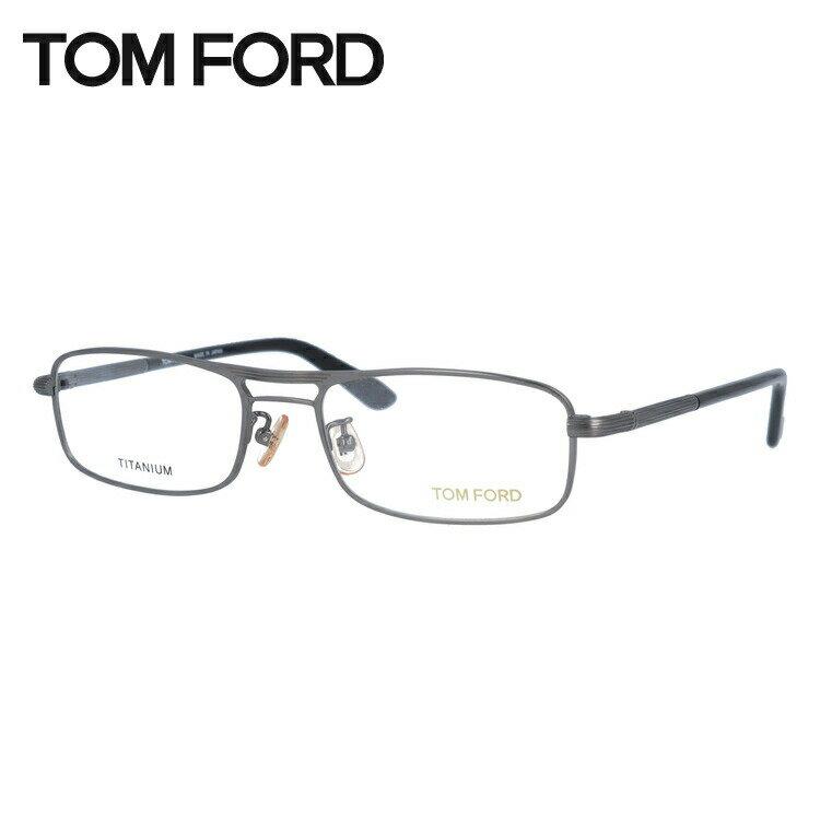 トムフォード TOMFORD 伊達メガネ 眼鏡 TF5100 731 54サイズ チタン/スクエア/メンズ 【スクエア型】