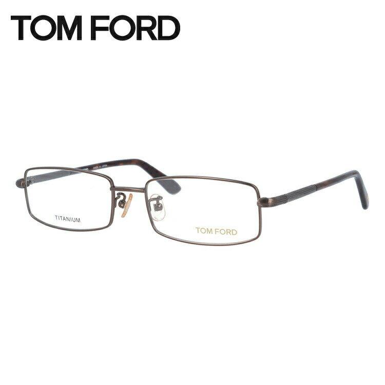 トムフォード TOMFORD 伊達メガネ 眼鏡 TF5105 247 53サイズ チタン/スクエア/メンズ 【スクエア型】