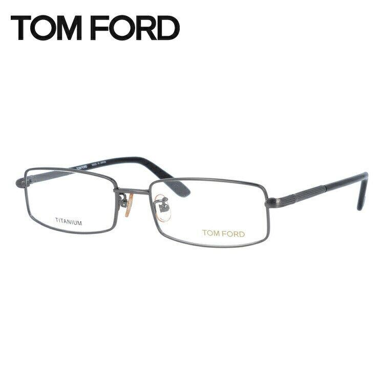 トムフォード TOMFORD 伊達メガネ 眼鏡 TF5105 731 53サイズ チタン/スクエア/メンズ 【スクエア型】