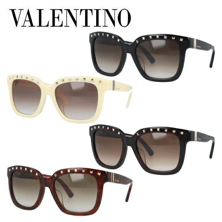 ヴァレンティノ サングラス VALENTINO V660SA 001/103/215/725 56 アジアンフィット【レディース】 【ウェリントン型】 UVカット