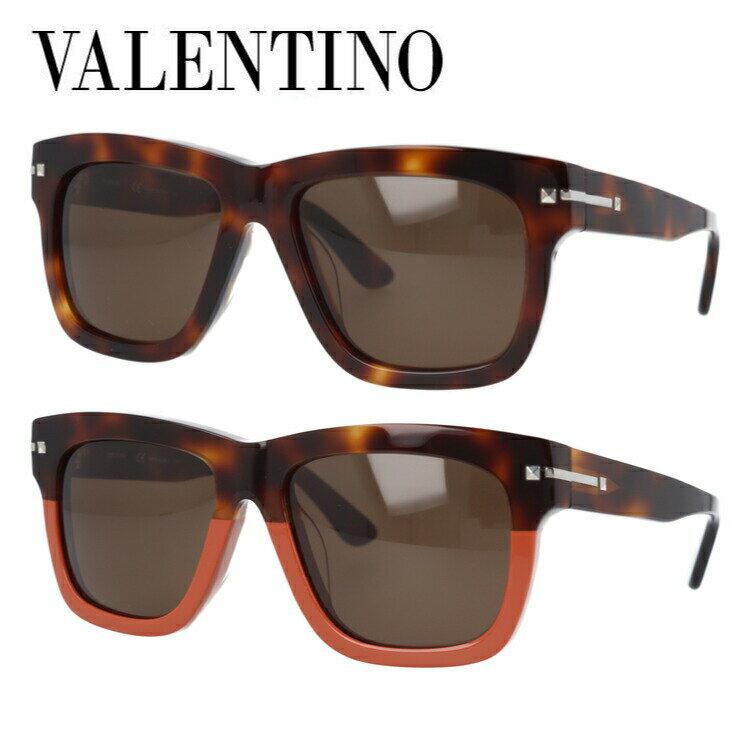 ヴァレンティノ サングラス VALENTINO V702SA 001/214/246/248 55 アジアンフィット【メンズ】【レディース】【ウェリントン型】 UVカット