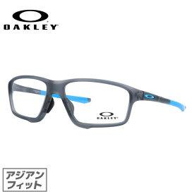 オークリー 眼鏡 フレーム OAKLEY メガネ CROSSLINK ZERO クロスリンクゼロ OX8080-0158 58 アジアンフィット スクエア型 スポーツ メンズ レディース 度付き 度なし 伊達 ダテ めがね 老眼鏡 サングラス【国内正規品】