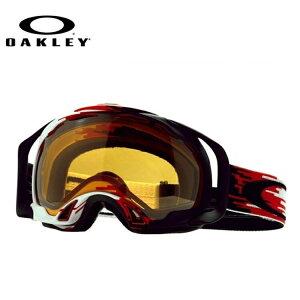 オークリー スノーゴーグル OAKLEY SPLICE スプライス レギュラーフィット 59-288 球面ダブルレンズ メンズ レディース 曇り止め スポーツ スノーボード スキー 紫外線 UVカット 雪 冬 ブランド ギ