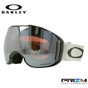 オークリー スノーゴーグル OAKLEY AIRBRAKE XL エアブレイクXL レギュラーフィット OO7071-40 プリズム ミラー 球面ダブルレンズ メンズ レディース 曇り止め スポーツ スノーボード スキー 紫外線 U