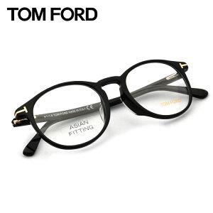 伊達レンズ無料キャンペーン中!トムフォード メガネ フレーム アジアンフィッティングFT5294F 001 52サイズTOM FORD TF5294F-001 52サイズ 眼鏡 めがね レディース メンズ 【並行輸入品】伊達メガネ