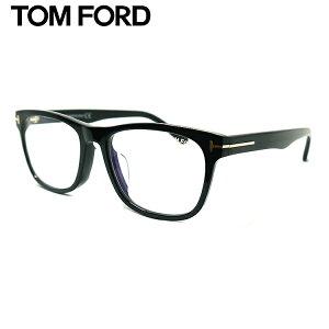 伊達レンズ無料キャンペーン中!トムフォード メガネ フレーム アジアンフィッティングFT5662FB 001 54サイズTOM FORD FT5662FB 001 54サイズ シャイニーブラック ブルーライトカットレンズ 眼鏡 めが