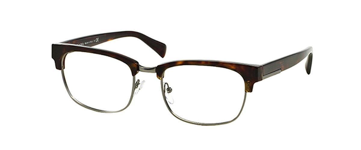 プラダメガネ フレーム PRADA PR12RV 2AU1O1 眼鏡 伊達メガネ レディース メンズ【A】【ハ】
