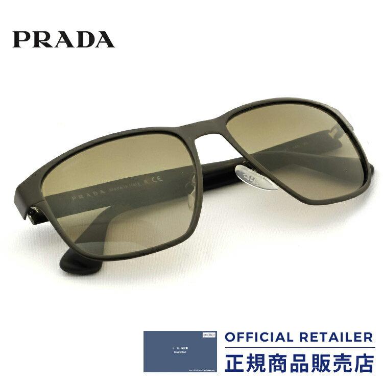 プラダ サングラス PRADA PR55SS LAH1X1 55サイズ レディース メンズ【A】