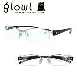 老眼鏡メンズレディースおしゃれ男性用女性用glowlスタイリッシュラインGL04リーディンググラスシニアグラス