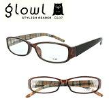 老眼鏡メンズレディースおしゃれ男性用女性用glowlトレンドラインGL07リーディンググラスシニアグラス