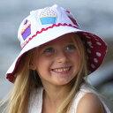 【アウトレット】UVカット 帽子(子供用) - キッズ ハット - カップケーキ KIDS こども  52cm / 55cm
