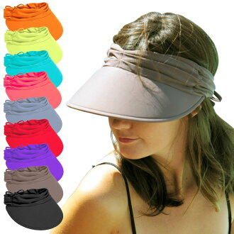 Sun hat - Ladies visor - Lycra Adjustable Visor - Chocolate UPF50+ EXCELLENT PROTECTION which blocks >97.5% of the sun's UV radiations giving excellent protection