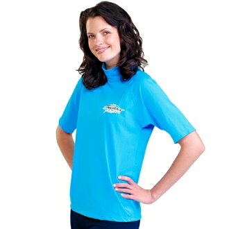 4a80ff49e8 Ladies Sun Protection Clothing and Swimwear - Ladies Rash Shirt S/S UPF50+  EXCELLENT PROTECTION