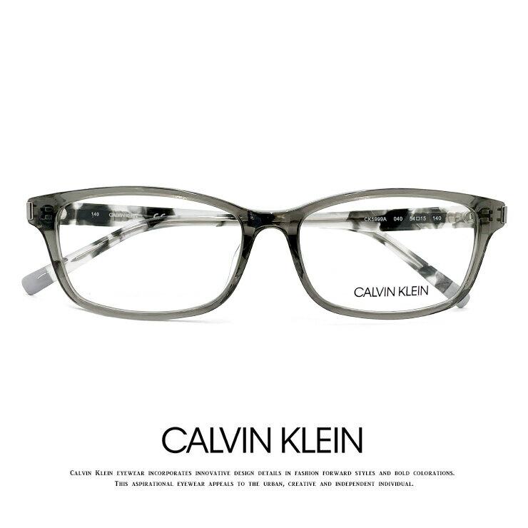 カルバンクライン メガネ ck5999a-040 calvin klein 眼鏡 メンズ [ 度付き,ダテ眼鏡,クリアサングラス,老眼鏡 として対応可能 ] Calvin Klein カルバン・クライン ウェリントン
