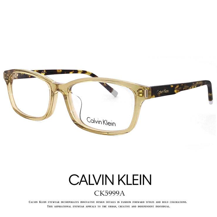 カルバンクライン メガネ ck5999a-625 calvin klein 眼鏡 メンズ [ 度付き,ダテ眼鏡,クリアサングラス,老眼鏡 として対応可能 ] Calvin Klein カルバン・クライン ウェリントン