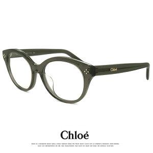 クロエ メガネ CE2706A 065 chloe ce2706a レディース 女性用 [ 度付き ダテ眼鏡 クリアサングラス 老眼鏡 として対応可能 遠近両用は不可です ] ボストン ラウンド型 asianfit model アジアンフィットモ