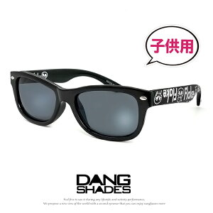 子供用 サングラス vidg00343 DANG SHADES × FLAKE( ダン・シェイディーズ フレイク ) RAD DAD UT DangShades ダンシェイディーズ フレーク キッズ ジュニア 男の子 ウェリントン